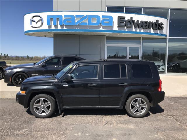 2008 Jeep Patriot Sport/North (Stk: 19925) in Pembroke - Image 1 of 10