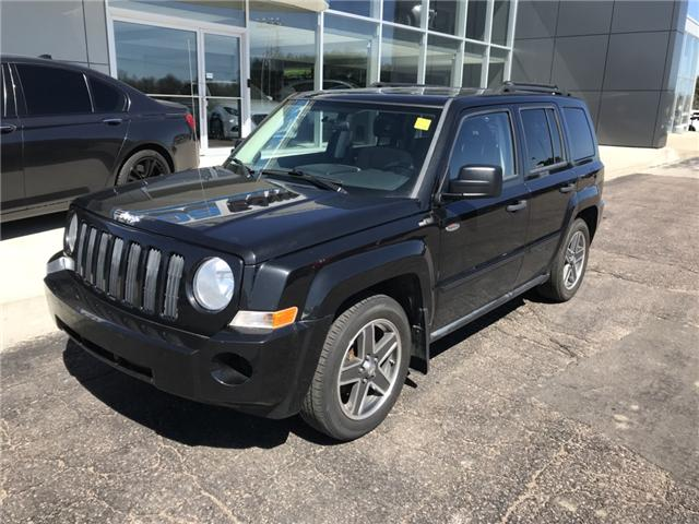 2008 Jeep Patriot Sport/North (Stk: 19925) in Pembroke - Image 2 of 10