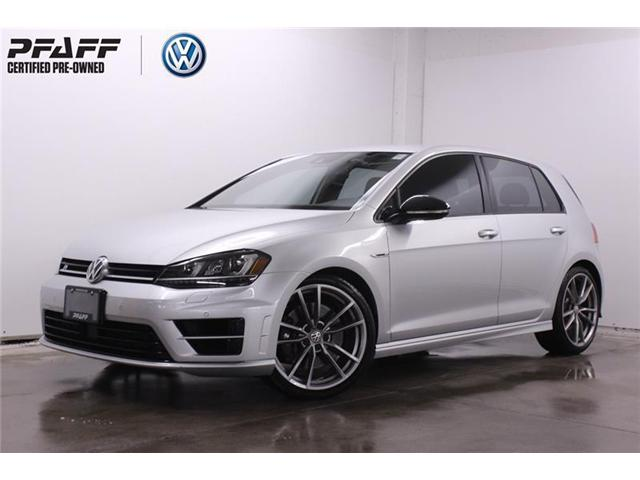 2016 Volkswagen Golf R 2.0 TSI (Stk: 19151) in Newmarket - Image 1 of 22