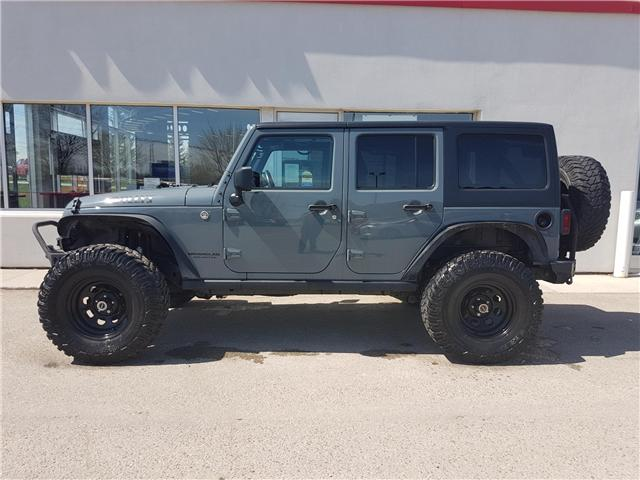 2015 Jeep Wrangler Unlimited Sport (Stk: U00611) in Guelph - Image 2 of 28