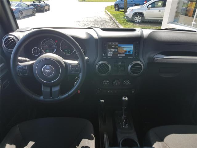 2015 Jeep Wrangler Unlimited Sport (Stk: U00611) in Guelph - Image 14 of 28