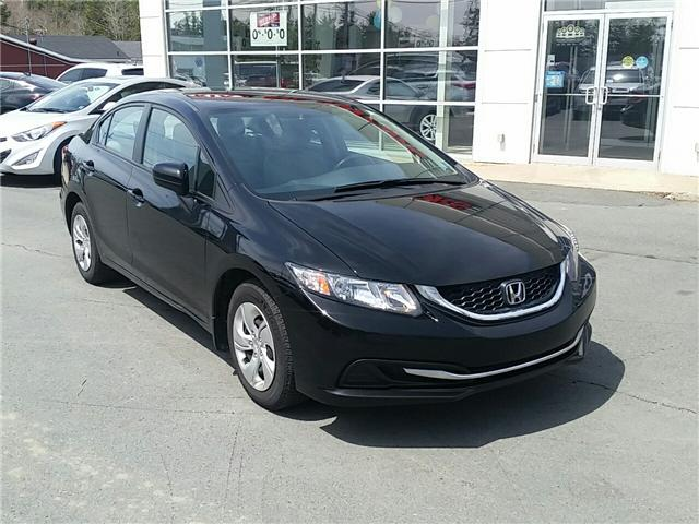 2015 Honda Civic LX (Stk: 18086B) in Hebbville - Image 1 of 20