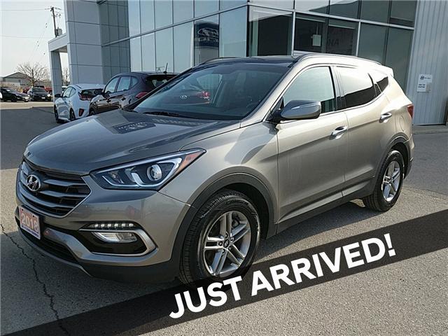 2018 Hyundai Santa Fe Sport 2.4 Premium (Stk: 85034) in Goderich - Image 1 of 21
