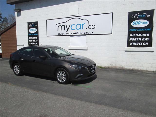 2015 Mazda Mazda3 GS (Stk: 171471) in Richmond - Image 2 of 13