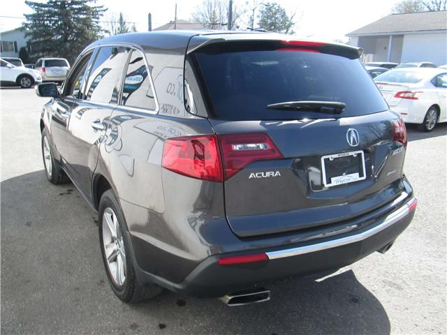 2012 Acura MDX Base (Stk: 171251) in Richmond - Image 5 of 15