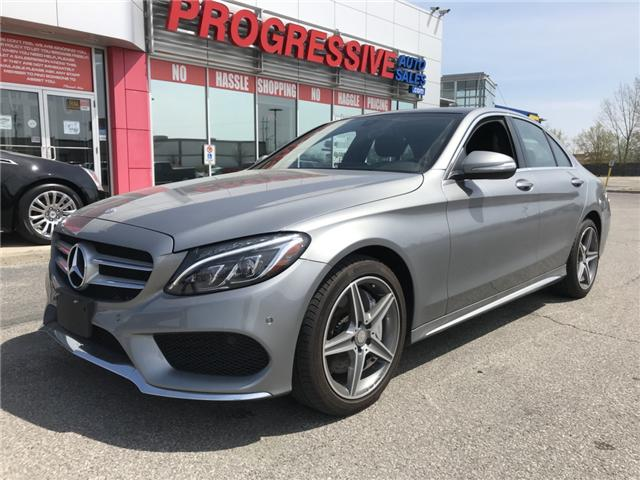 2015 Mercedes-Benz C-Class Base (Stk: FU020400) in Sarnia - Image 1 of 23