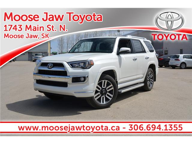 2018 Toyota 4Runner SR5 (Stk: 189027) in Moose Jaw - Image 1 of 40