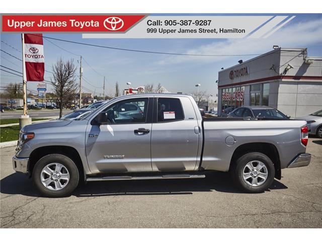 2018 Toyota Tundra SR5 Plus 5.7L V8 (Stk: 67264) in Hamilton - Image 2 of 18