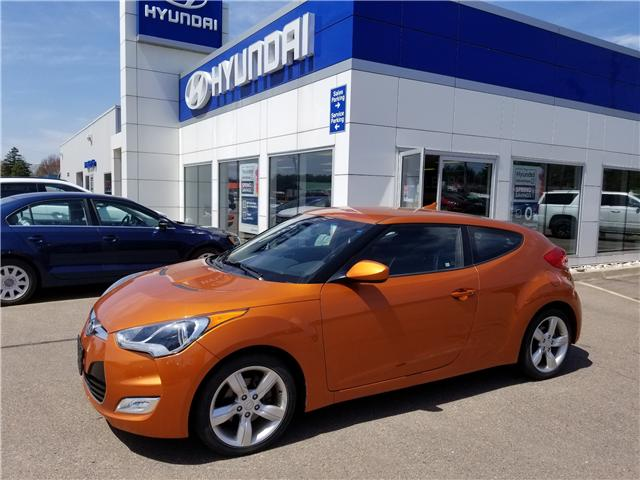 2012 Hyundai Veloster Base (Stk: 18153-1) in Pembroke - Image 1 of 1