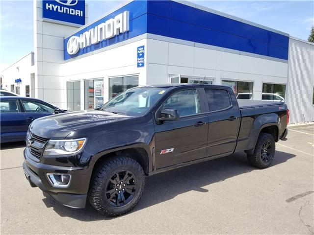 2016 Chevrolet Colorado Z71 (Stk: 18023-1) in Pembroke - Image 1 of 1