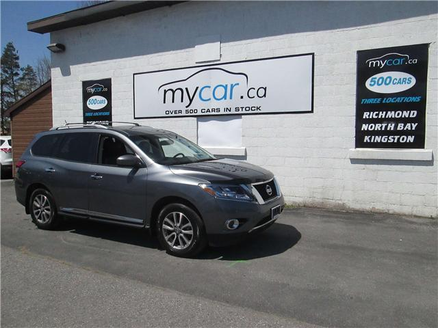 2015 Nissan Pathfinder SL (Stk: 180478) in Richmond - Image 2 of 14