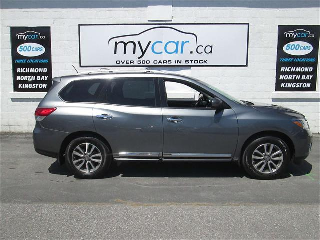 2015 Nissan Pathfinder SL (Stk: 180478) in Richmond - Image 1 of 14