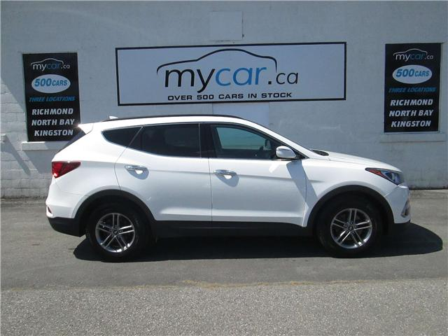2017 Hyundai Santa Fe Sport 2.4 SE (Stk: 180566) in North Bay - Image 1 of 14