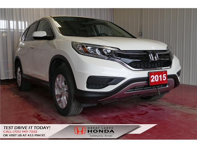 2015 Honda CR-V SE (Stk: HP504) in Sault Ste. Marie - Image 1 of 25