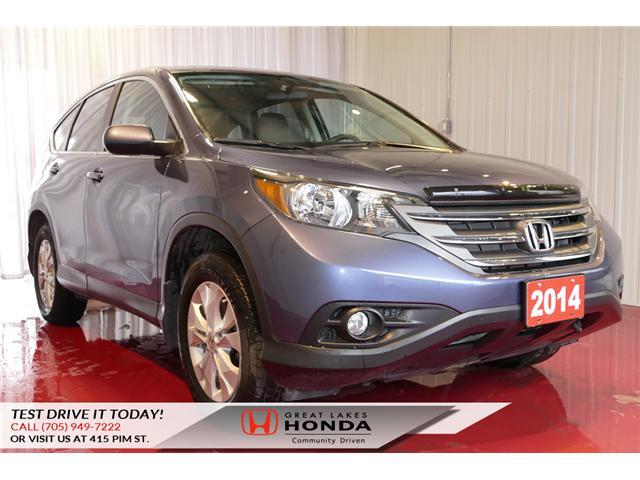2014 Honda CR-V EX (Stk: H5834A) in Sault Ste. Marie - Image 1 of 20