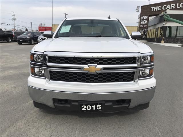 2015 Chevrolet Silverado 1500 WT (Stk: 18137) in Sudbury - Image 2 of 13