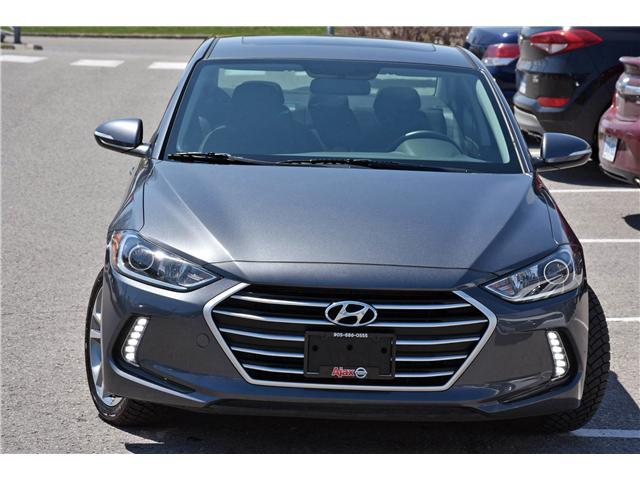 2017 Hyundai Elantra GLS (Stk: P3875R) in Ajax - Image 2 of 22