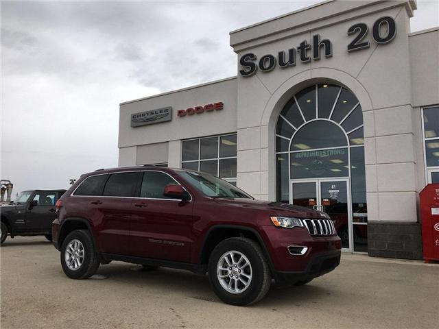 2018 Jeep Grand Cherokee Laredo (Stk: U32090) in Humboldt - Image 1 of 21