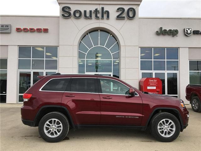 2018 Jeep Grand Cherokee Laredo (Stk: U32090) in Humboldt - Image 2 of 21