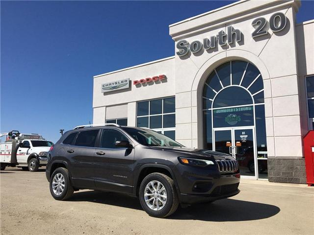 2019 Jeep Cherokee North (Stk: 32061) in Humboldt - Image 1 of 21