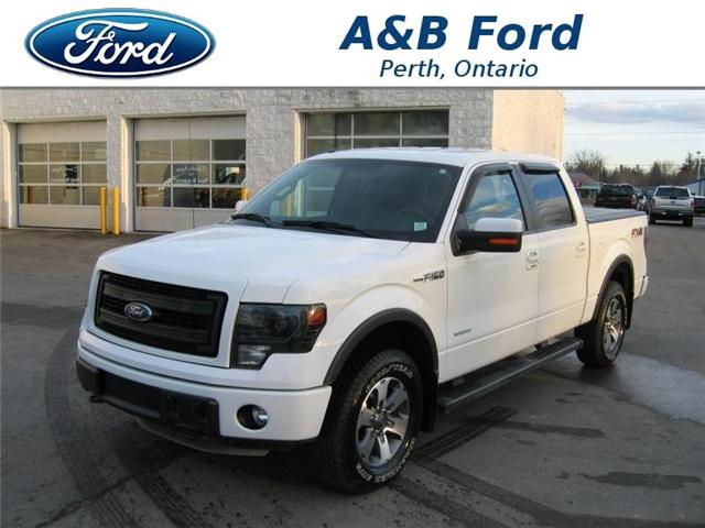 2013 Ford F-150  (Stk: 17667A) in Perth - Image 1 of 11