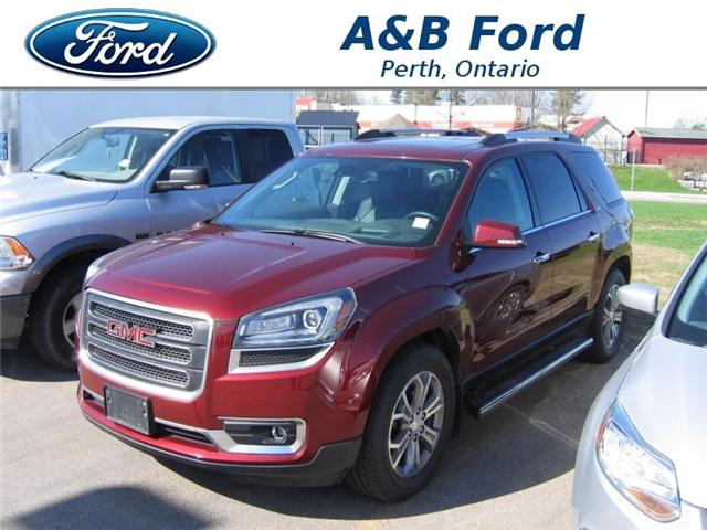 2015 GMC Acadia SLT2 (Stk: 18241A) in Perth - Image 1 of 10