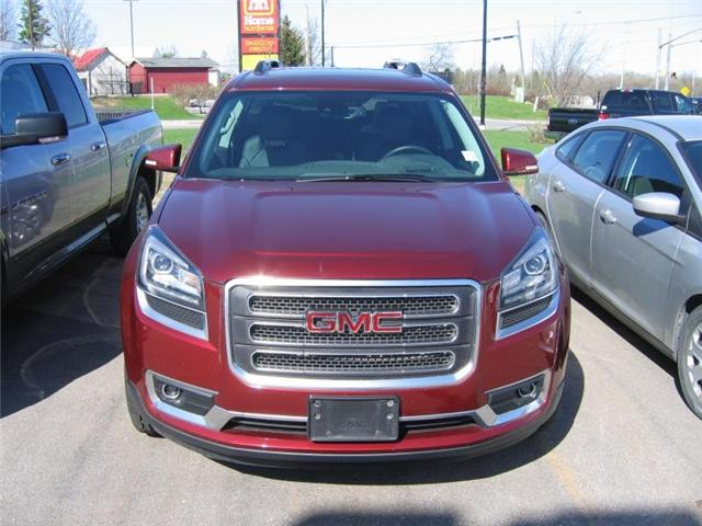 2015 GMC Acadia SLT2 (Stk: 18241A) in Perth - Image 2 of 10