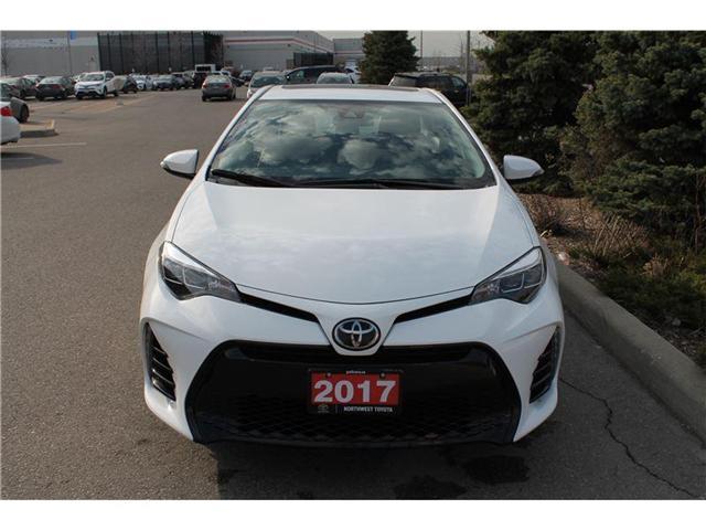 2017 Toyota Corolla  (Stk: 915223P) in Brampton - Image 2 of 12