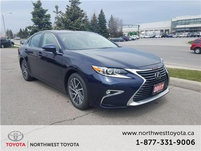 2017 Lexus ES 350 Base (Stk: 034692T) in Brampton - Image 1 of 11