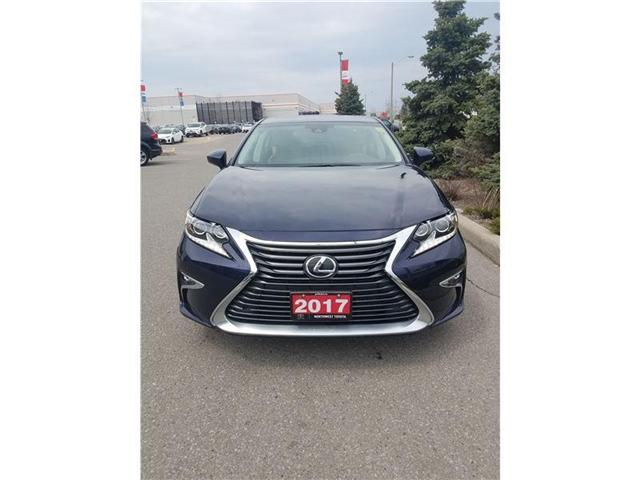 2017 Lexus ES 350 Base (Stk: 034692T) in Brampton - Image 2 of 11