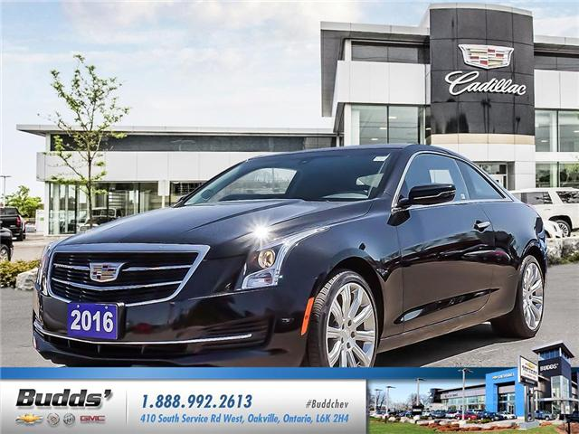 2016 Cadillac ATS 2.0L Turbo Standard (Stk: AT6041PL) in Oakville - Image 1 of 24