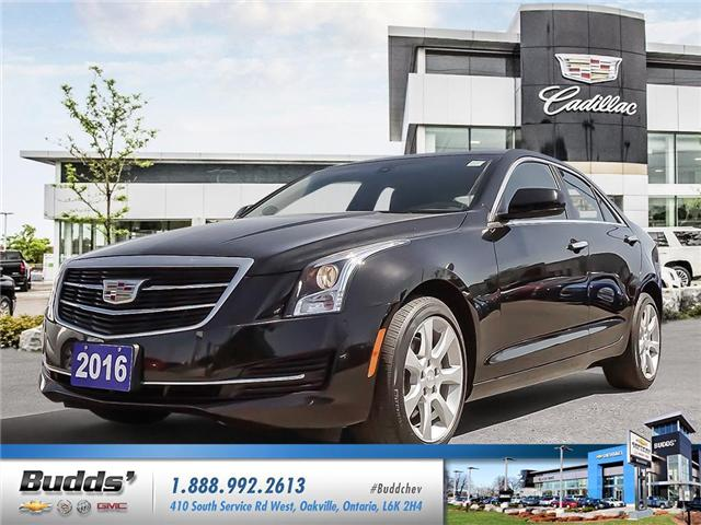 2016 Cadillac ATS 2.0L Turbo (Stk: AT6000L) in Oakville - Image 1 of 25