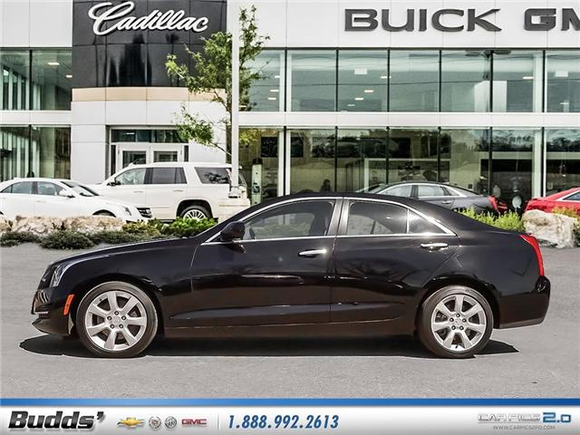 2016 Cadillac ATS 2.0L Turbo (Stk: AT6000L) in Oakville - Image 2 of 25