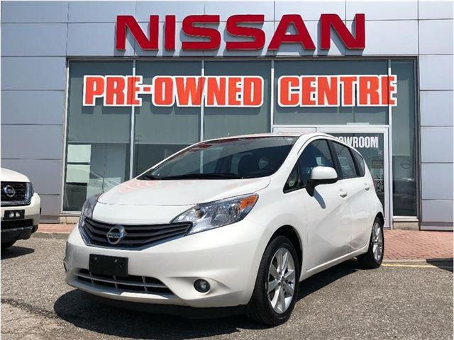 2014 Nissan Versa Note 1.6 SL/NAVIGATION/360 CAMERA/AND MUCH MORE..... (Stk: M9171A) in Scarborough - Image 1 of 26