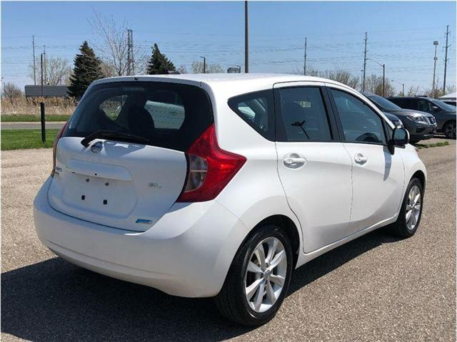 2014 Nissan Versa Note 1.6 SL/NAVIGATION/360 CAMERA/AND MUCH MORE..... (Stk: M9171A) in Scarborough - Image 6 of 26