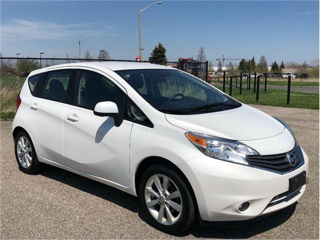 2014 Nissan Versa Note 1.6 SL/NAVIGATION/360 CAMERA/AND MUCH MORE..... (Stk: M9171A) in Scarborough - Image 8 of 26