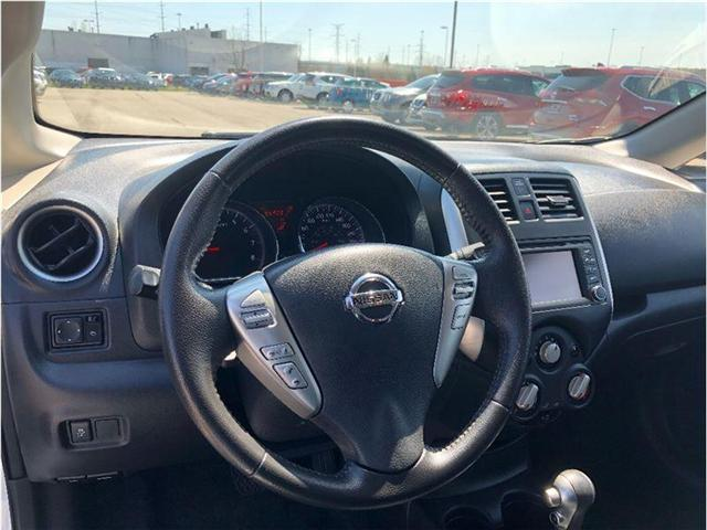2014 Nissan Versa Note 1.6 SL/NAVIGATION/360 CAMERA/AND MUCH MORE..... (Stk: M9171A) in Scarborough - Image 12 of 26