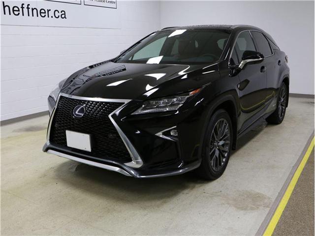 2017 Lexus RX 450h Base (Stk: 0173408) in Kitchener - Image 1 of 20