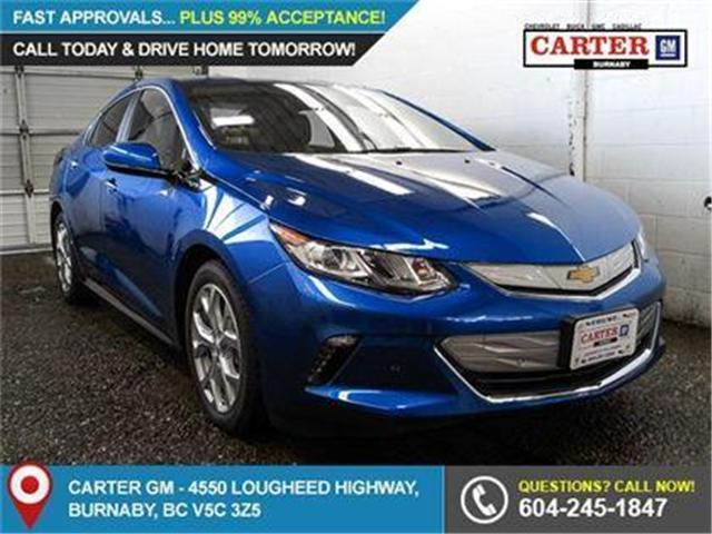 2018 Chevrolet Volt Premier (Stk: V8-44200) in Burnaby - Image 1 of 6