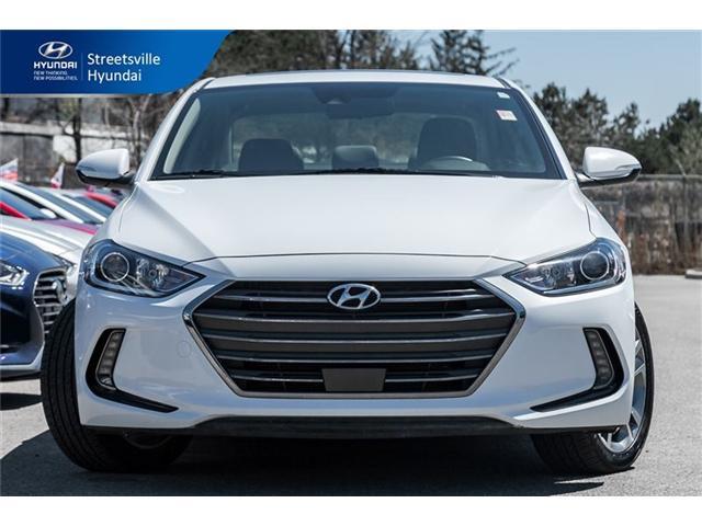 2018 Hyundai Elantra GLS (Stk: P0572) in Mississauga - Image 2 of 19
