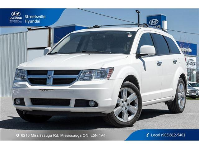 2010 Dodge Journey R/T (Stk: 18SO083A) in Mississauga - Image 1 of 20