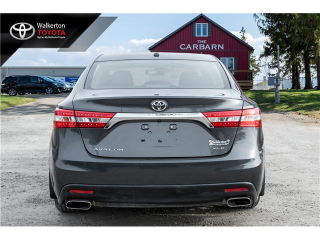 2013 Toyota Avalon XLE (Stk: 18067A) in Walkerton - Image 5 of 22