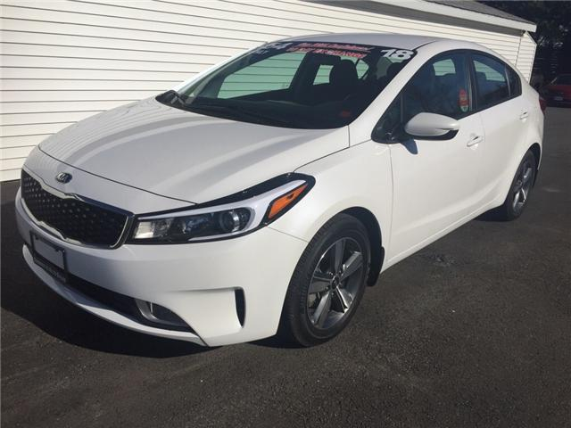 2018 Kia Forte  (Stk: 219) in Oromocto - Image 1 of 20