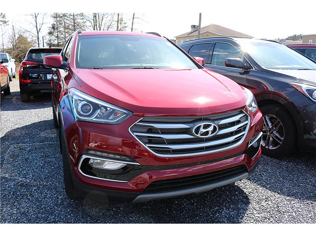 2018 Hyundai Santa Fe Sport 2.4 Base (Stk: 86021) in Saint John - Image 1 of 3