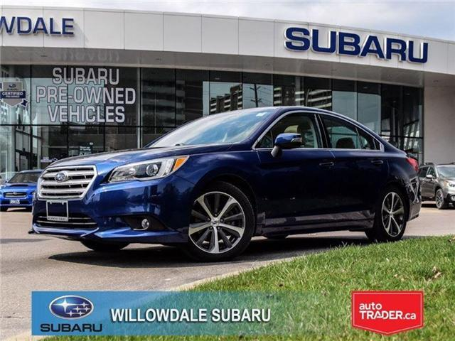 2015 Subaru Legacy 3.6R LIMITED | TECH | EYESIGHT | ONE OWNER (Stk: P2424) in Toronto - Image 1 of 20