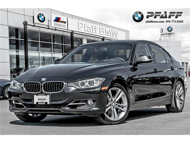 2013 BMW 328i xDrive (Stk: 20634A) in Mississauga - Image 1 of 22