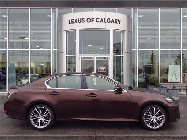 2017 Lexus GS 350 Base (Stk: 171015A) in Calgary - Image 1 of 12
