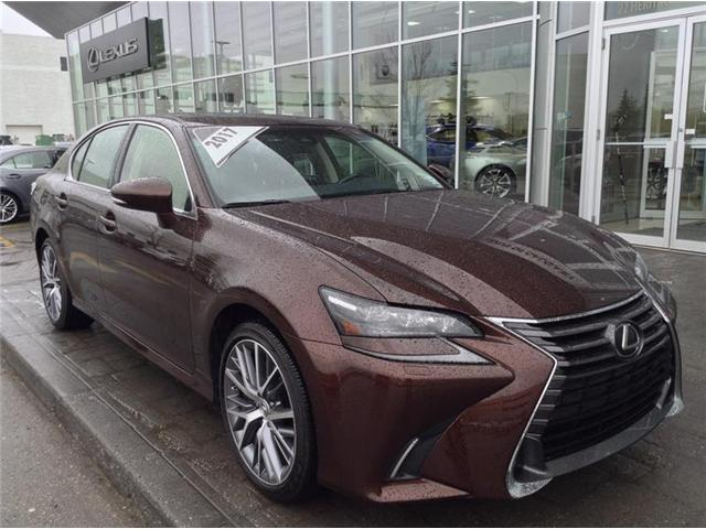 2017 Lexus GS 350 Base (Stk: 171015A) in Calgary - Image 2 of 12