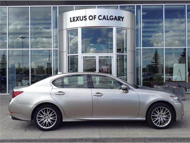 2015 Lexus GS 350 Base (Stk: 180423A) in Calgary - Image 1 of 11