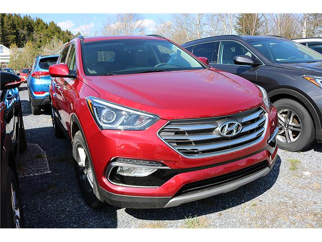 2018 Hyundai Santa Fe Sport 2.4 Base (Stk: 86075) in Saint John - Image 1 of 3